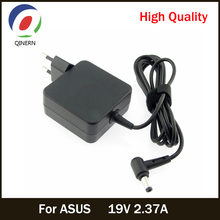 QINERN EU 19V 2.37A 45W 5.5*2.5mm AC Laptop Charger Power Adapter For ASUS ADP-45BW Un PA5177U-1ACA Laptop Adapter Pour ASUS
