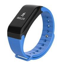 Rondaful smart bluetooth браслет сердечного ритма Приборы для измерения артериального давления Мониторы спортивные шаги подсчет Водонепроницаемый Смарт Браслет
