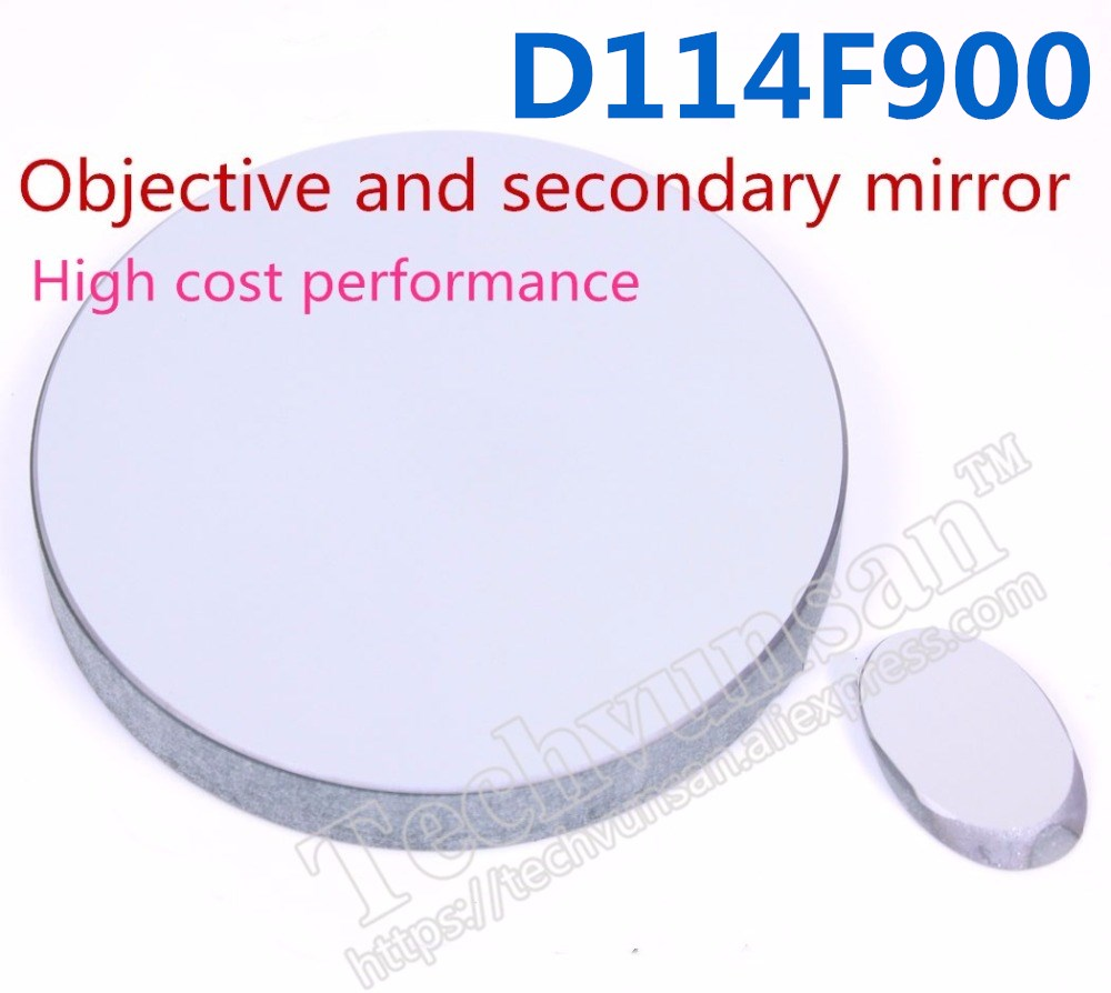 Newtonian reflector telescope D114F900 reflection of the objective lens and secondary mirror diamete 114mm focal length 900mmNewtonian reflector telescope D114F900 reflection of the objective lens and secondary mirror diamete 114mm focal length 900mm