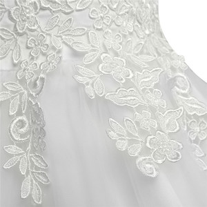 Image 5 - Bebek çocuk topu elbisesi parti resmi çiçek kız elbise suda çözünür prenses Pageant törenlerinde tül Maxi düğün parti elbise