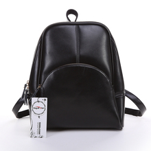 Women's Fashion PU Leather Backpack