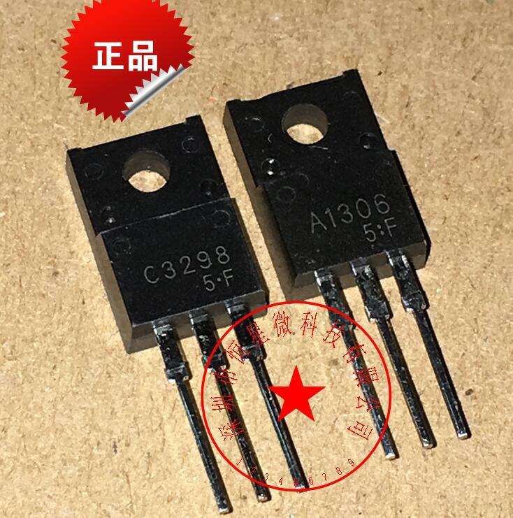 10pcs 5pairs 2SA1306A//2SC3298A TO-220