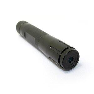 Image 2 - 850nm <5mW Focusable IR אינפרא אדום מצביע לייזר עם שחור מקרה