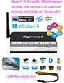 Egreat i6 TV Box: Windows 10.0 Mini PC Intel Atom Z3735F Quad Core 2GB/32GB Dual WiFi Bluetooth Smart TV Box Player + Stylus Pen