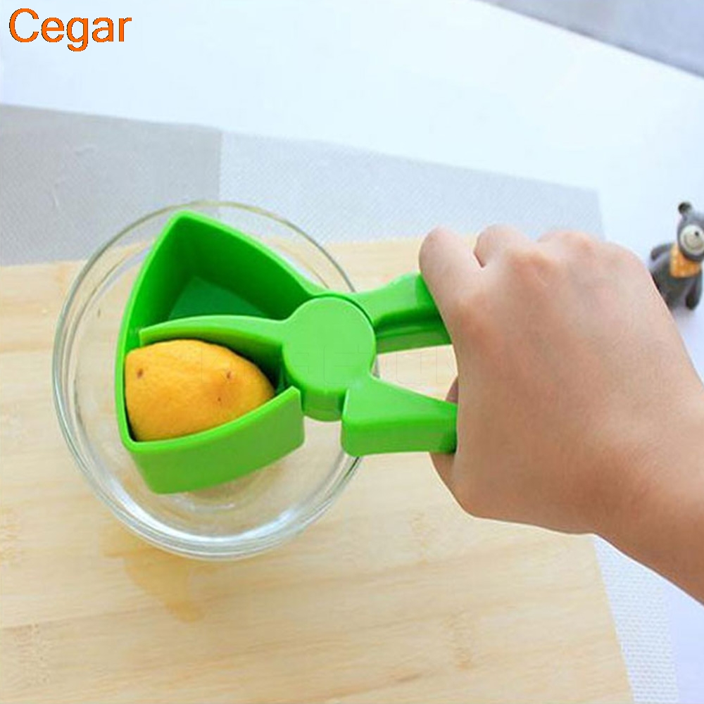 Lemon Citrus Orange Juice Citrus Presser Hand Mini Fruit Squeezer Fruit Juicer Squeezer Hand Presser Kitchen cooking Tools