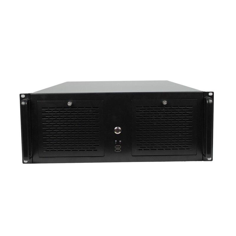 Шасси 4U650mm сервера, 13 жестких дисков ПК Электропитание финансовых возможностей потребителей платы удлинить корпус компьютера