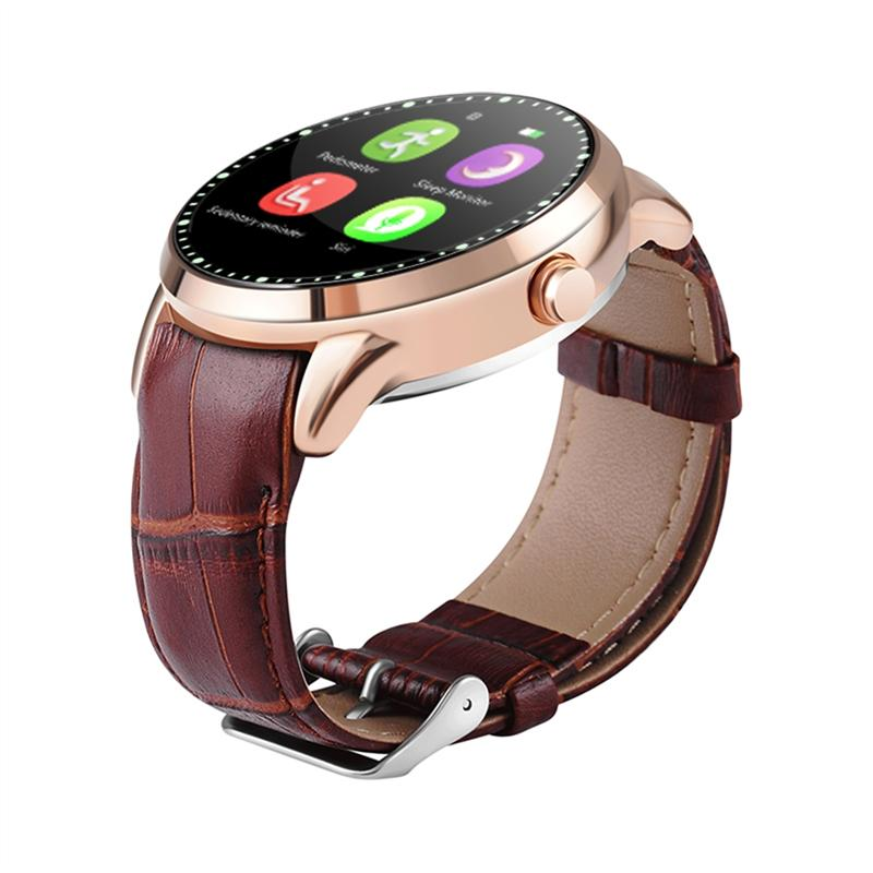 L3 Smart Watch Phone 2G GSM MTK2502C IPS Screen Bluetooth 4 0 font b Smartwatch b