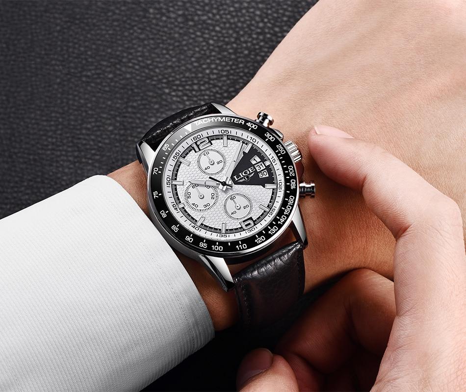 HTB1EtpjSMHqK1RjSZFgq6y7JXXa4 LIGE New Mens Watches Top Brand Luxury Stopwatch Sport waterproof Quartz Watch Man Fashion Business Clock relogio masculino+Box
