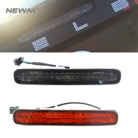 1pc Fits For Ford Mustang 2005 2006 2007 2008 2009 Led Third 3rd Brake Center Light Lamp Smoke Red Lens Car Styling