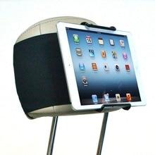 Encosto de cabeça do carro montar titular para iPad, iPad mini, iPad Pro, Samsung Galaxy Tab S2, S3, HUAWEI, XIAOMI, Todos Os outros 6 para 11 polegada Tablet
