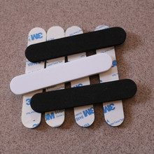 14 Pieces Hat Size Reducer EVA Foam Cap Tape Sweatband Hats Saver, Black and White