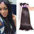 Gossip Hair Products Brazillian Virgin Hair Straight 7A Unprocessed Human Hair Weave, 5pcs/lot Bundle Deals Mink Brazilian Hair