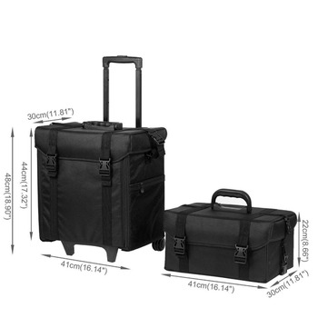 Alibaba China canvas natural fashion Cheap Travel Custom cosmetic bags makeup cases