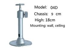 1PC CCTV Bracket Wall mount CCTV Accessory Camera Bracket Ceiling Stand