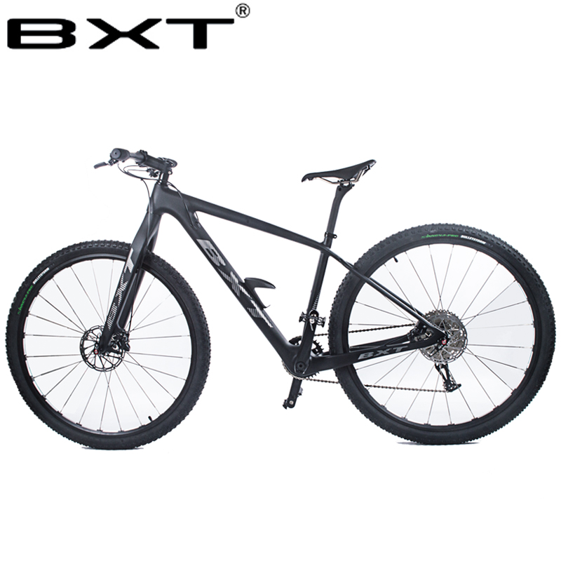 "BXT 29inch carbon fiber Mountain bike 1 11 Speed Double Disc Brake 29 MTB Men bicycle BXT 29inch carbon fiber Mountain bike 1*11 Speed Double Disc Brake 29"" MTB Men bicycle 29er wheel S/M/L frame complete bike"