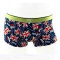 Homens Underwear da marca Boxers Underwear Boxer Shorts Calças Dos Homens Cuecas de Seda Gelo Seamless Cuecas Masculino Calcinha calcinhas Plus Size XXL