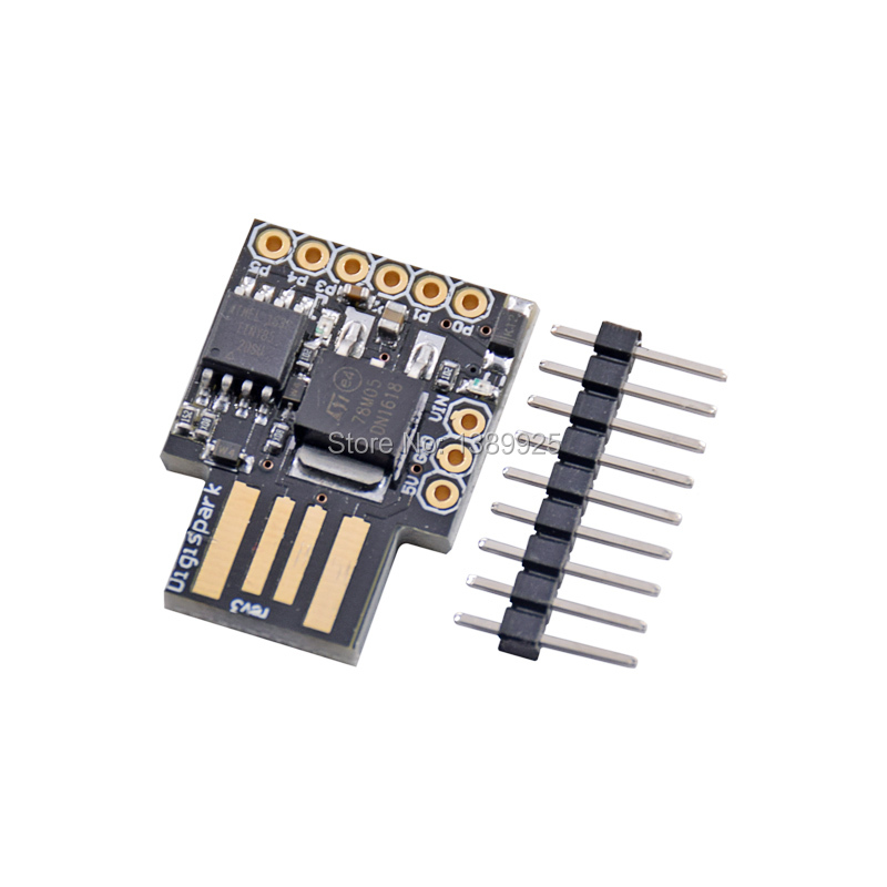 Digispark Kickstarter Micro USB Development Board For ATTINY85 Ar-duino