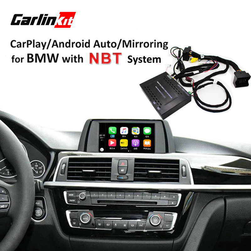 Reversing Camera Interface Module for BMW 1/2/3/4/5/7Series X3 X4 X5 X6 MINI With NBT System With Carplay Mirroring