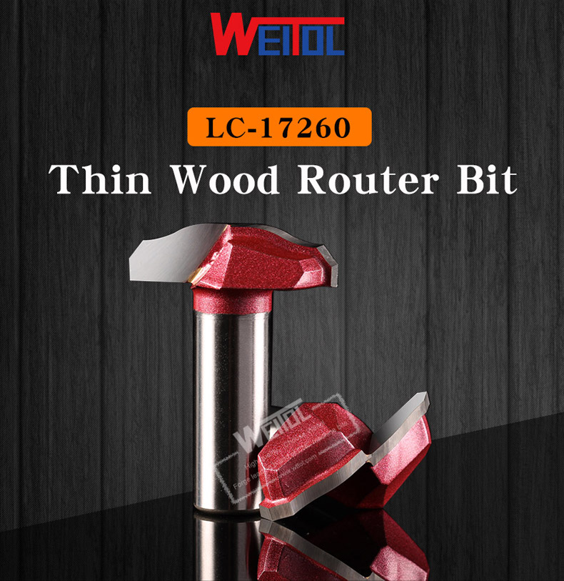 Weitol free shipping 1pcs 1/2*35mm carbide Classical plunge router bits classical pattern bits for PVC woodworking carving tools huhao 1pcs 1 2 1 4 shank classical router bits for wood tungsten carbide woodworking endmill tools classical mounlding bit