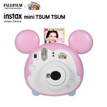 Fujifilm Instax Mini TSUMTSUM мгновенная пленка камера с крупным планом объектив ремень авто замер зеркало для селфи День рождения Рождественский подарок