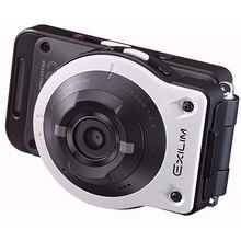 """Оригинальные Casio EX-FR10 2.0 """"ЖК-дисплей 14MP отделимые действие Камера 21 мм Супер широкоугольный F2.8 WIFI BT спортивные Камера"""