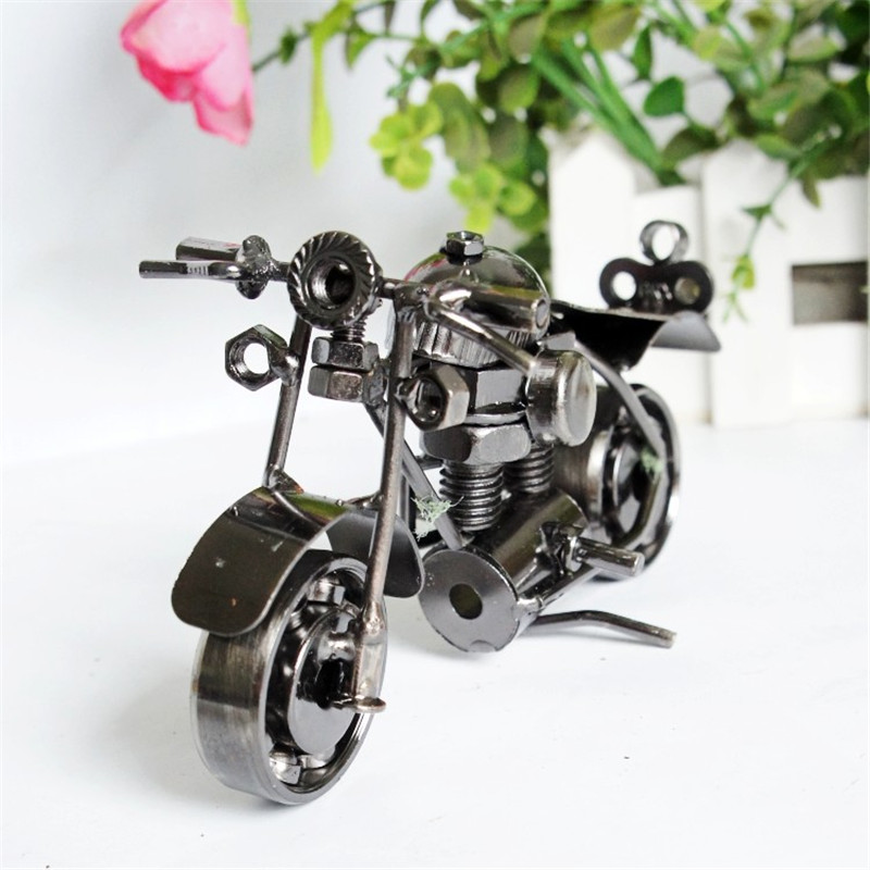 King of the wind motorcycle model furniture and ornaments crafts festival birthday gift to M37C.