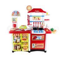 Дети Большой Размеры Кухня претендует Пособия по кулинарии игрушки моделирование посуда наборы супер Кулинар игрушки играть роль замечате