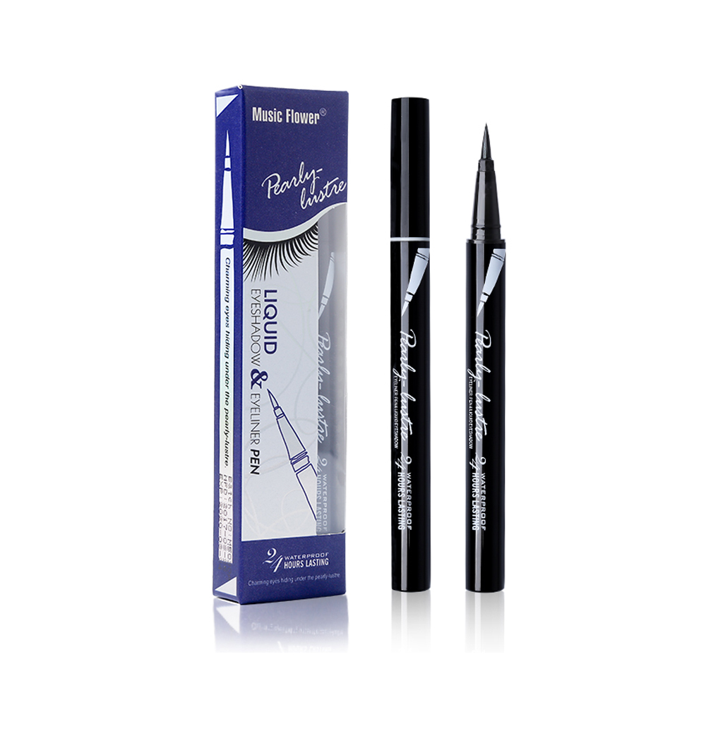 2 eyeliner pencil eye shadow pen