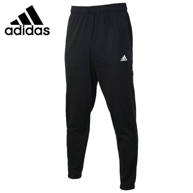 2bdd65f6352d Оригинальный Новое поступление 2018 Adidas ESS T брюки SJ Для мужчин брюки  Спортивная