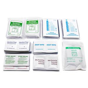 Image 5 - 300 pcs 긴급 생존 키트 의료 용품 상처 가방 치료 팩 홈 오피스 캠핑에 대 한 응급 처치 키트 세트