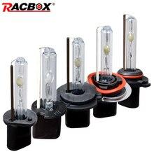 2 шт. 35 Вт ксеноновая лампа HID фара H1 H3 H7 H11 9005 HB3 9006 HB4 D1S D2S D3S D4S 4300K 6000K 8000K 12000K для дооснащения проектор
