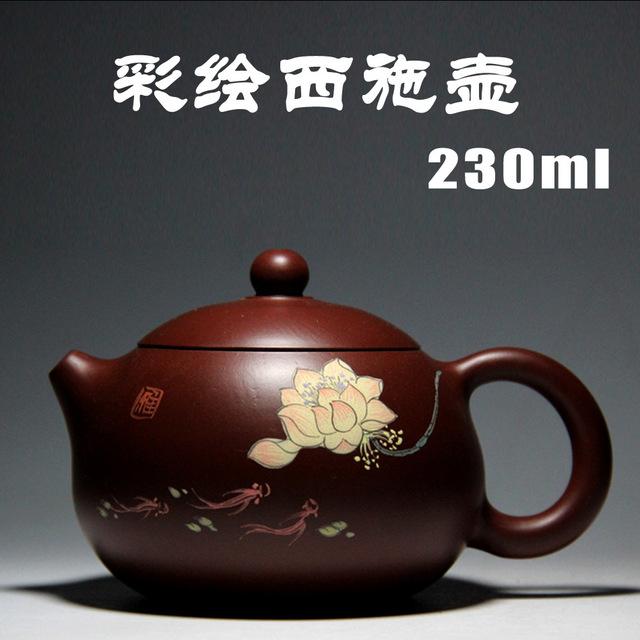 handmade authentic Zisha teapot