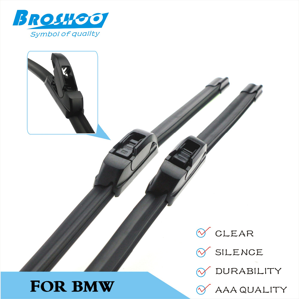 Car wiper blade for bmw x5 e53 24 22inch soft rubber auto