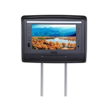 Universal 7″ Car Headrest DVD Player with HDMI 1024 x 600 TFT LCD Screen Backseat Monitor USB SD FM Speaker Car Video Player