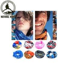 NaturalHome Brand Outdoor Fleece Bandanas Magic Tube Scarf Men Women Cycling Neck Warmer Multi Function