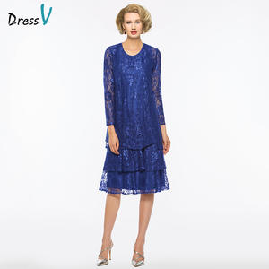 31dc1141e3 Dressv Sheath Long Sleeves Lace Mother Of The Bride Dress