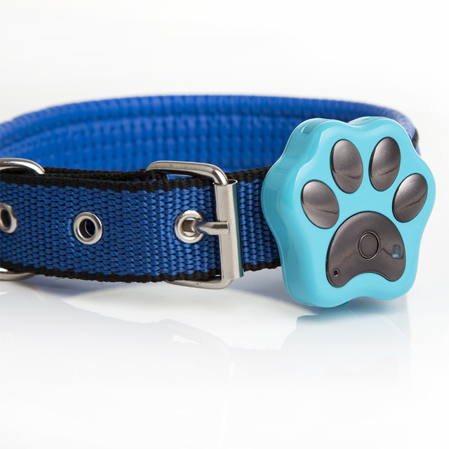 pets mini gps tracker V30 anti dog cat theft gsm gprs phone real time tracking alarm monitor device global GPS location