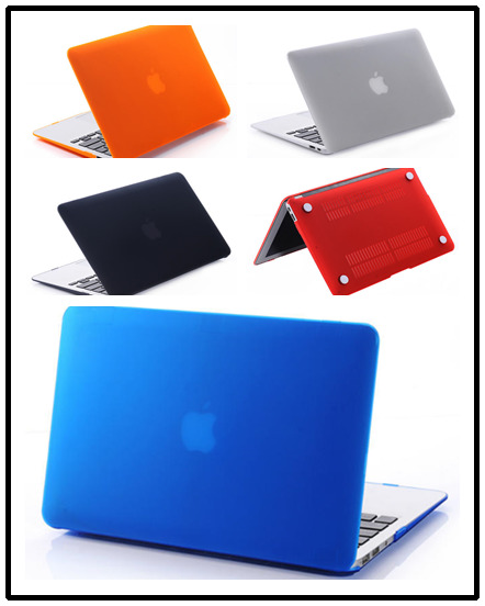 Hard Case Protector Solid With Matte For MacBook 12 inch Air 11 13 inch Pro 13 15 inch Pro retina 13 15 inch