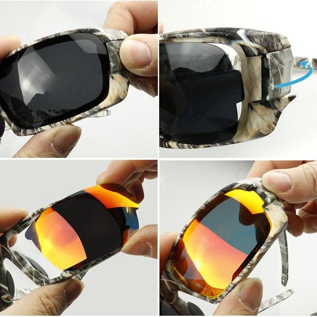 PROFESSIONAL POLARIZED FISHING GLASSES  6