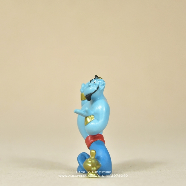 Disney Aladdin Genie in the lamp 7cm
