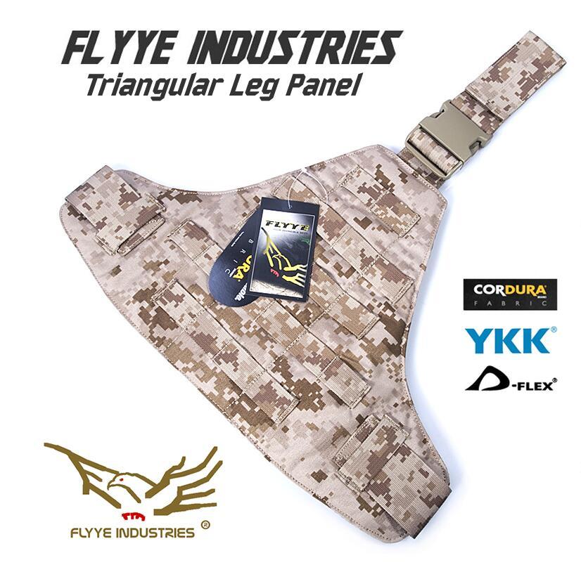 FLYYE Triangular Leg Panel HR-B001