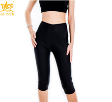 Fitness sweat sweat pants pants body sculpting sauna thin body hip hip yoga sweat pants Abdominal Trainer