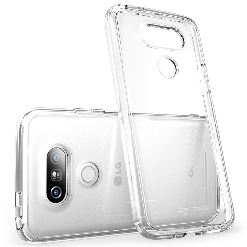 best website afba1 0d1ef US $2.33 |Soft TPU Transparent Case Cover For LG G5 H840 H850 Cases 5.3inch  Clear Capinhas Fundas Carcasa Hoesjes Capa For LGG5 Accessory-in Fitted ...