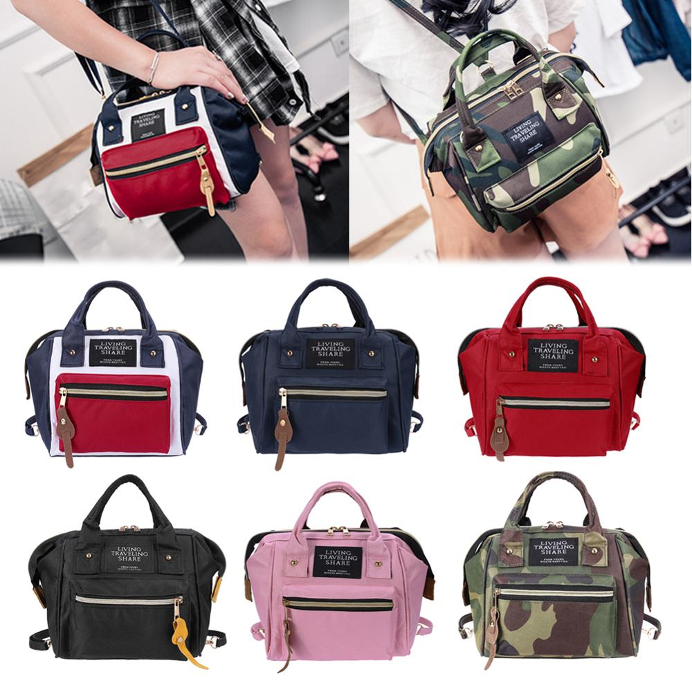 Mini Mummy Diaper Bag Portable Maternity Nappies Bags Waterproof Pregnant Woman Travel Handbags For Baby Nappy Nursing Bags Care