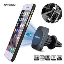 Origina Mpow Universal Car Holder Magnet Holder Stand for iPhone 6 7 X 8/Plus Samsung 360 Degree Mount Holder Sticky Car Kit