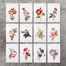 Medium Size Flower Patch Badge Patches Embroidered Applique