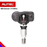 AUTEL Sensor MXSensor TPMS 315MHz Sensor For Tire Pressure Universal MX Sensor 315MHz Programmer work with AUTEL Maxitpms TS601