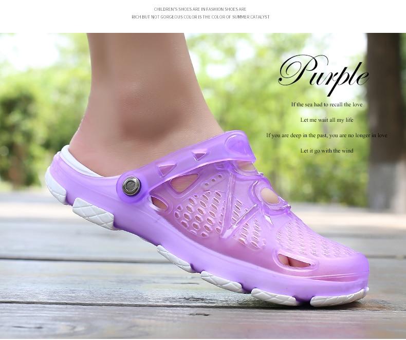 Women Sandals Summer Slippers 2019 New Women Outdoor Beach Casual Shoes Cheap Female Sandals Water Shoes Sandalia women