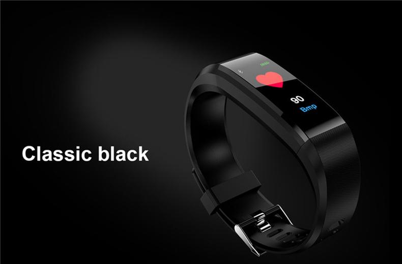 smart watch men's band mi13