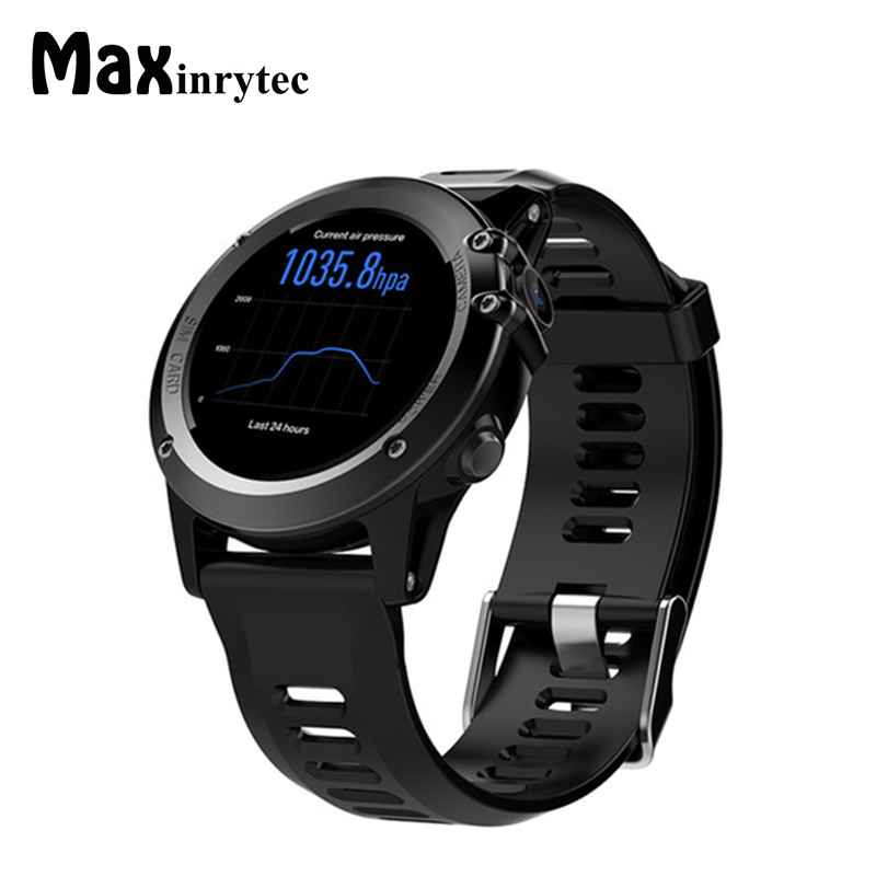 Maxinrytec MX1 Smart Watch Men Android 4.4 Waterproof 1.39